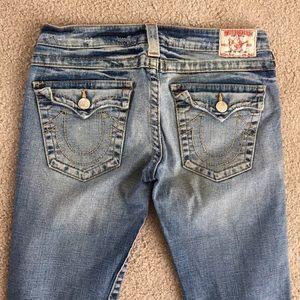 ✨True religion jeans Billy sz 30 x 33 1/2 awesome✨